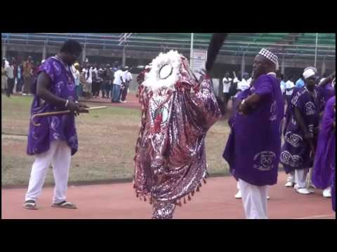 SALONE CULTURAL EVENT,  Siaka Stevens Stadium, Freetown, May 2016