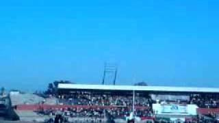 24 de febrero en el estadio plan de san luis