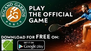 Roland Garros Tennis Champions - Android Gameplay HD