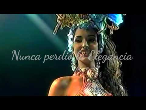 ¿Por qué Amelia Vega siempre se robó el show? en Miss Universe 2003, Mejor Traje Típico