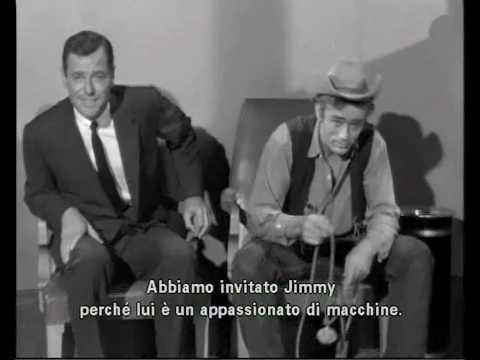 James Dean's last interview - Warner Bros. Presents (1955) [sub ITA]