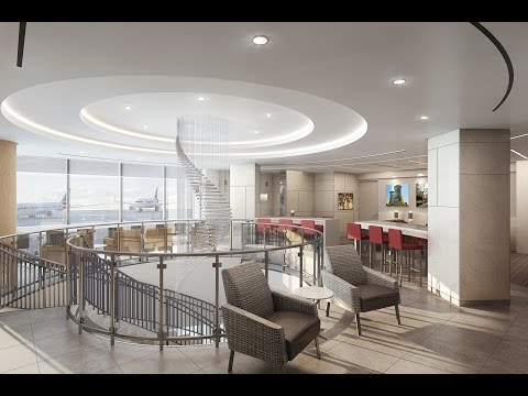 American Airlines - Lounge Renovations - Clubs And Lounges