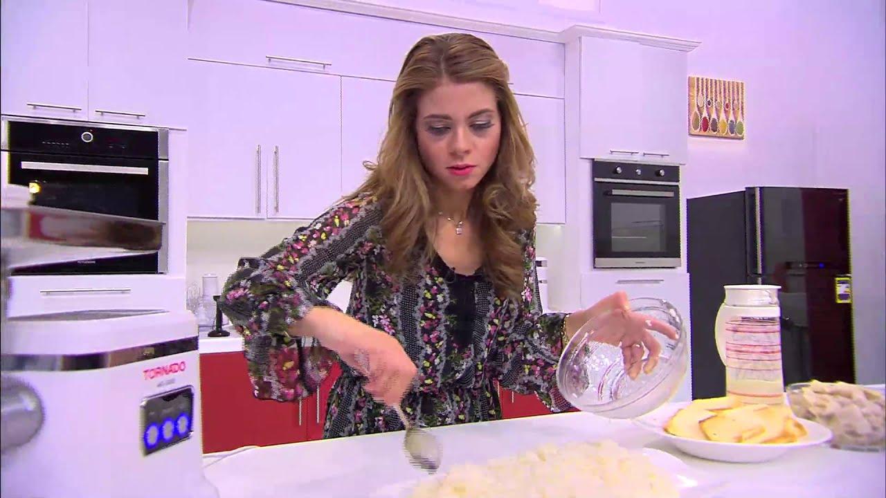 مهلبية قمر الدين - شركسية باللوز : مطبخ تورنيدو حلقة كاملة