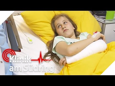 Unangenehm: Mädchen (10) macht plötzlich ständig in die Hose | Klinik am Südring | SAT.1 TV