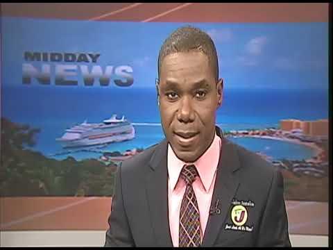 New President For CCJ - TVJ Midday News -...