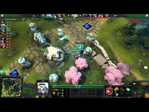 Geophysical vs. RNV Game 2/2 TTesports with Revo and Ilummini