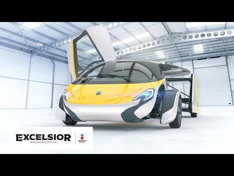 AeroMobil 4.0, el coche volador que ya puedes reservar