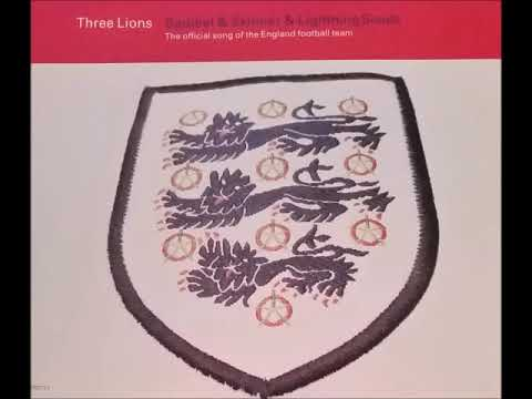 Baddiel & Lightning Seeds - Three Lions  1996