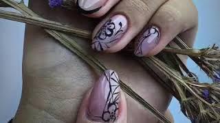 Модный Маникюр Осень 2020 2021 40 фото новинок Nail Art