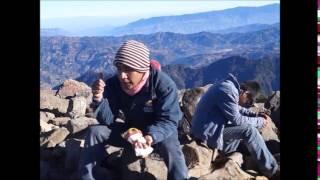 Volcán Tacana Caminando Chiapas 2015