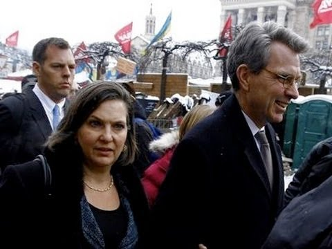 "Nuland Leak: ""Fuck the EU"", US behind Ukraine Chaos"