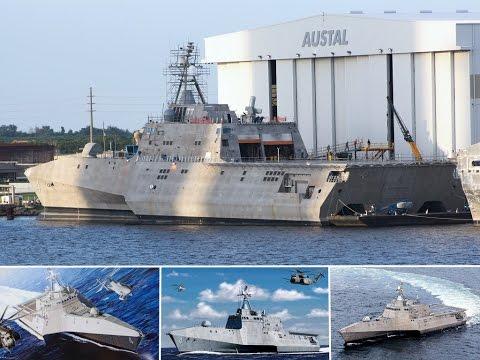 เรือรบยุคใหม่ทัพเรือสหรัฐ อย่างเด็ด.!!