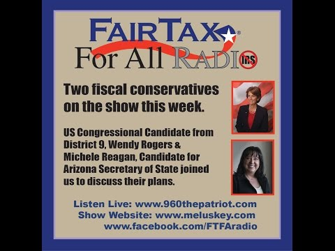 FairTax For All Radio Show #58