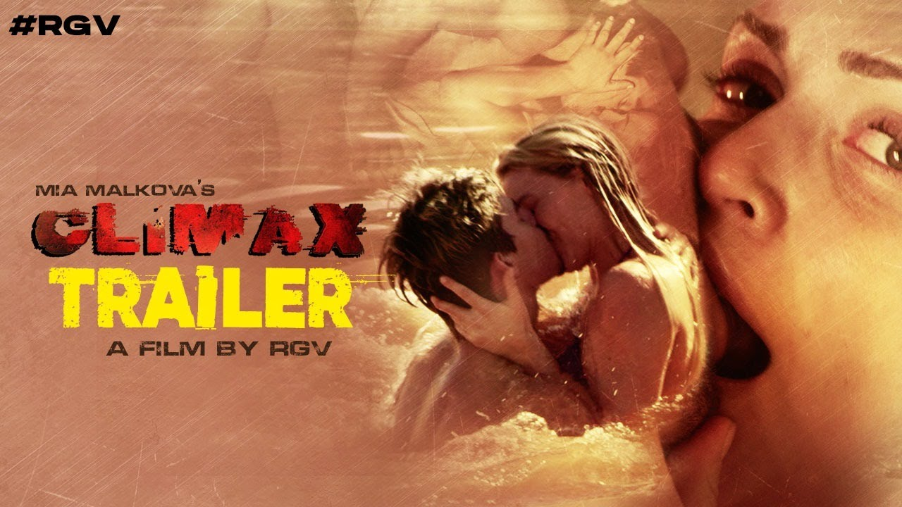 RGV Climax Movie Trailer | Ram Gopal Varma | Mia Malkova