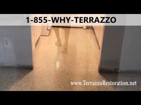Choose Floor Clean and Restore in Miami For Your Terrazzo Floors