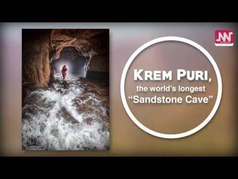 "Krem Puri, the world's longest ""fairy cave"""