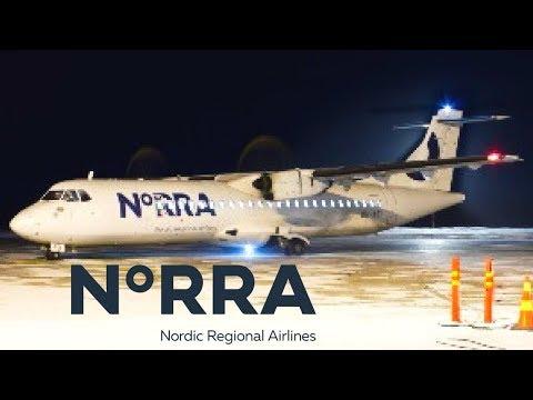 NORRA ATR 72-500 / HELSINKI - ST PETERSBURG