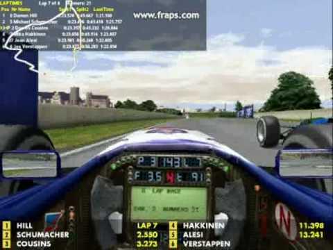 Grand Prix 3 - 1994 Canadian GP3 - Short Race