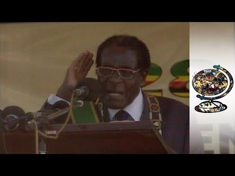 The Realities Of Life In Mugabe's Zimbabwe