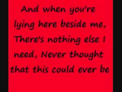 I Didn't Want To Need You - Heart(Lyrics)
