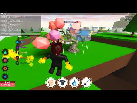 Roblox Anime Fighting Simulator All Training Locations Real - All Chakra Training Places For Anime Fighting Simulator Roblox