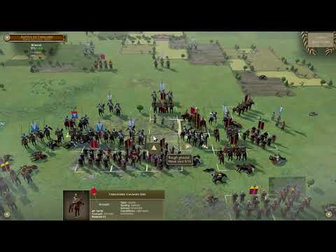 Battle of Chalons (5) Field of Glory 2 : A Neverending Bloodbath |