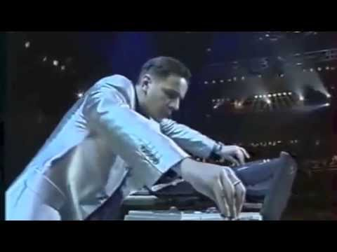 Laurent Garnier - Acid Eiffel (Victoire de la musique 98)