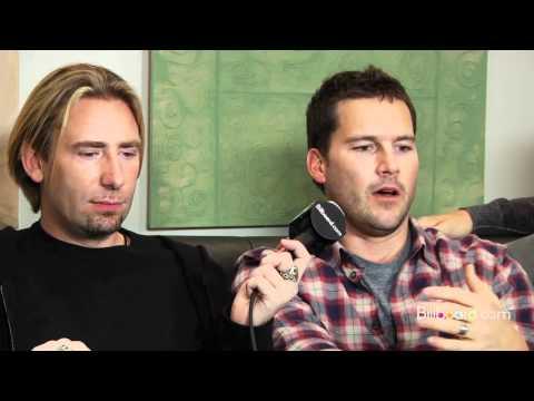 Nickelback LIVE Fan Q&A