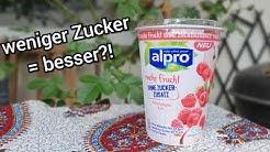 alpro mehr Frucht ohne Zuckerzusatz | Der Test | FoodLoaf