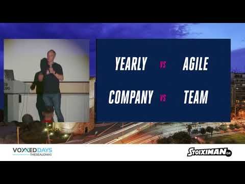 Voxxed Thessaloniki 2017 - Closing Keynote Day #1 - The Secret Sauce of Successful Teams