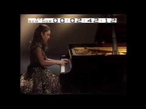 F.Chopin: Mazurka Op. 24 N° 4 b-moll   GLORIA D'ATRI Lugano (Aged 16)