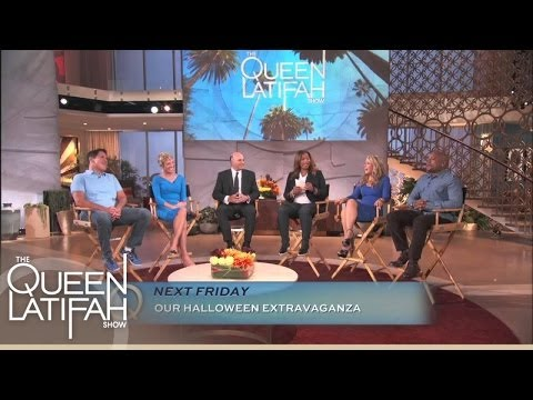 "Queen Asks the ""Sharks"" Some Rich People Questions   