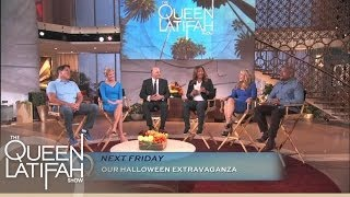 """Queen Asks the """"Sharks"""" Some Rich People Questions   