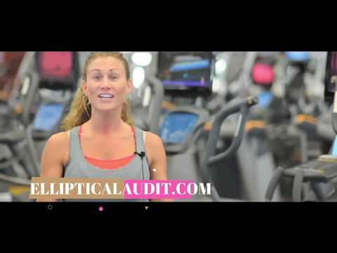 Elliptical workout For Beginners