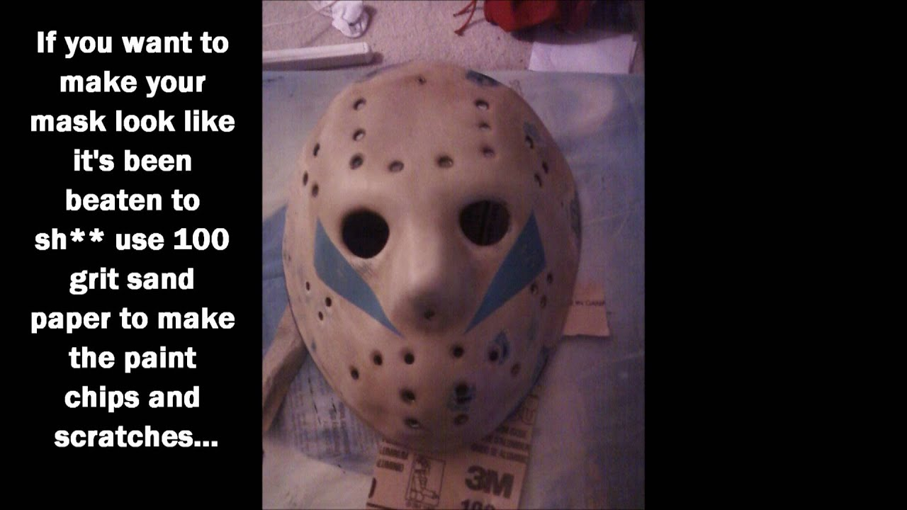 Friday The 13th Part 5 Roy Hockey Mask