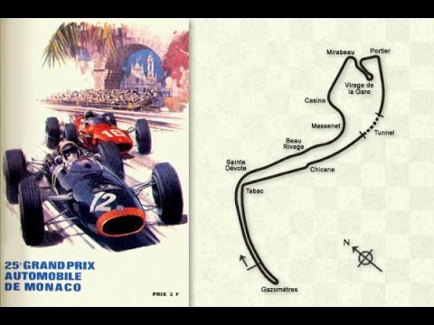 Grand Prix Legends - Historical Mod 67 - Monaco Grand Prix (5/18)