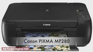 canon PIXMA MP280 Instructional Video