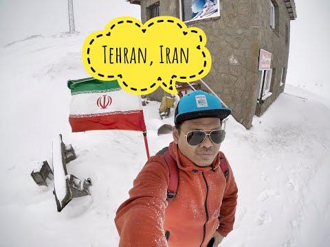 Vlog: Solo Trip to Tehran, Iran