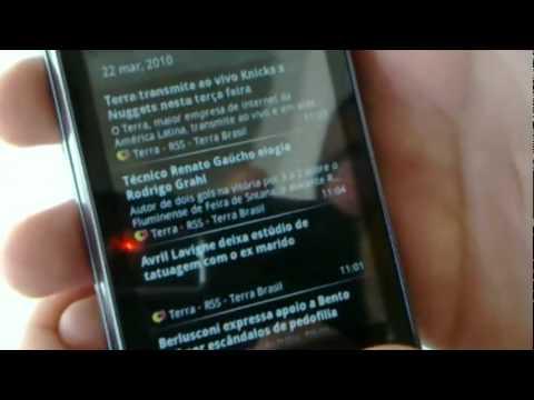 Adrenaline Hands-on: Motorola Dext