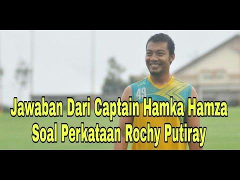 Jawaban Captain Hamka Hamza Soal Perkataan Rochy Putiray Dan Membahas Masalah Mafia