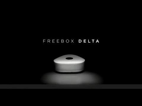 Pub Nouvelle FREEBOX DELTA - PUB FREE FREEBOX DELTA + Musique