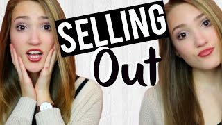 SELLING OUT ON YOUTUBE | Michelle Tells