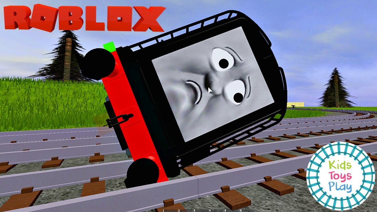 Roblox Thomas and Friends   Cool Beans Railway 3 Gameplay for Noobs