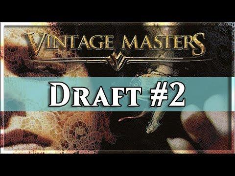 (Magic Online) Vintage Masters Draft #2 - 12/10/19