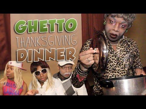 Ghetto Thanksgiving Dinner