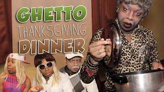 Ghetto Thanksgiving Dinner thumbnail