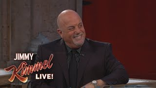 Billy Joel Reveals Favorite Bruce Springsteen Song