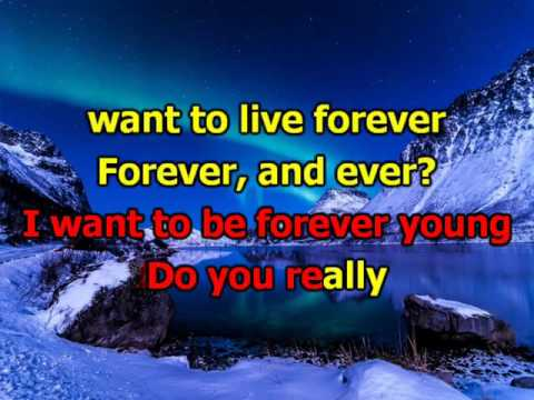 karaoke Forever Young
