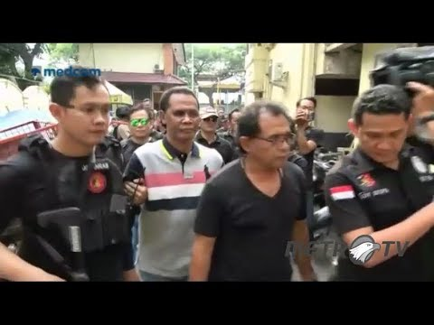 Eksklusif, Hercules Kembali Ditangkap Polisi
