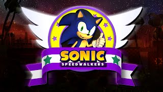 NEW SONIC GAME 2016! - Sonic Speedwalkers?